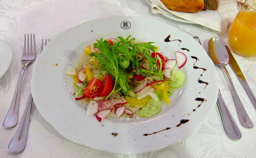 Bon Appetit: №16: Ресторан в отеле «Европа» (Минск)