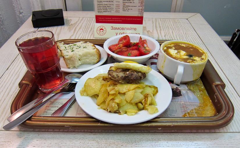 Bon Appetit: №27: Ресторан национальной кухни «Пузата хата», ул.Красноармейская, 40 (Киев)