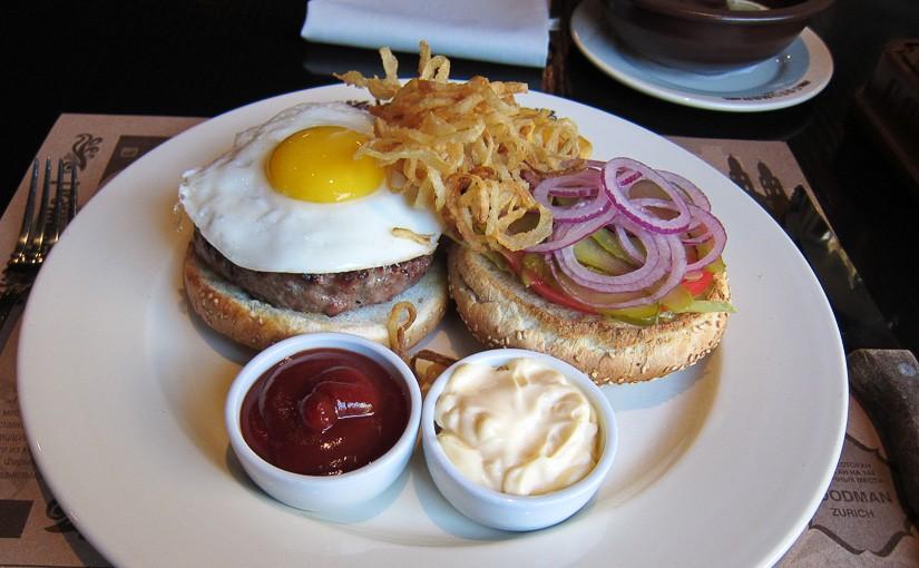 Bon Appetit: №33: Ресторан стейк-хаус «Гудман» (Киев)