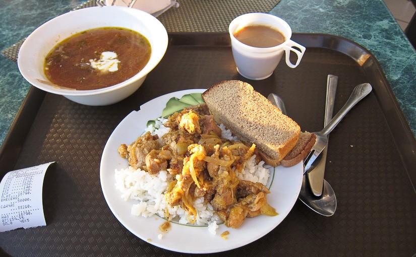 Bon Appetit: №40: Кафе «Новый остров» (трасса M-5, 193 км)