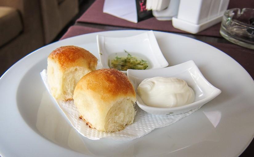 Bon Appetit: №170: Ресторан-бар «TAJ — Место встречи» (Киев)