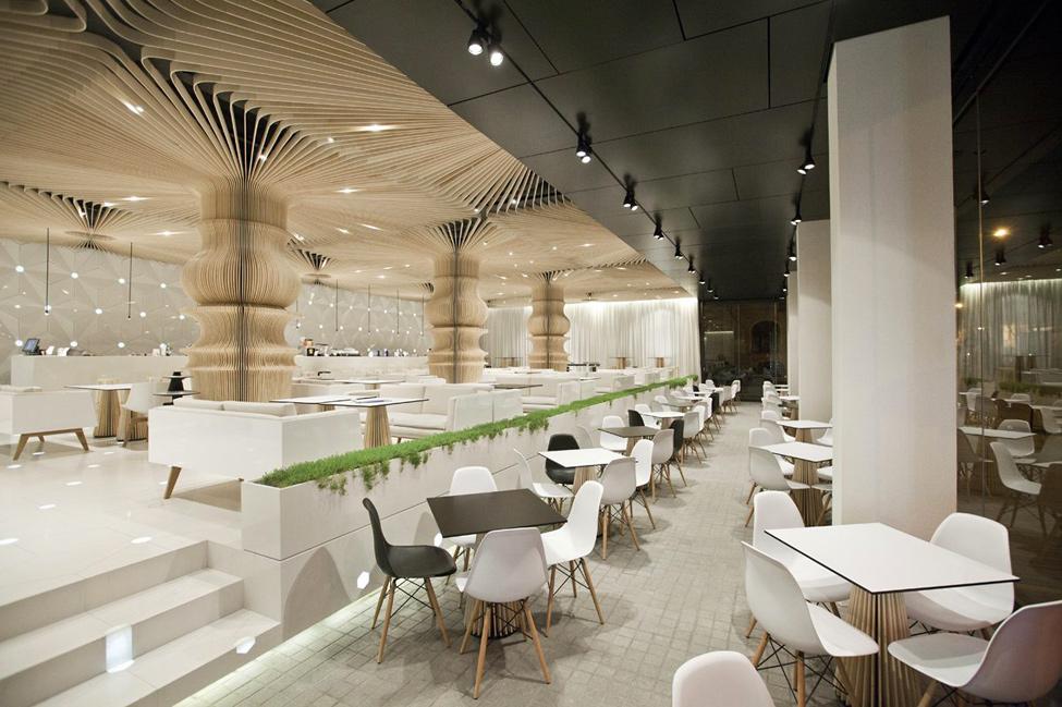 Кафе интерьер дизайн
