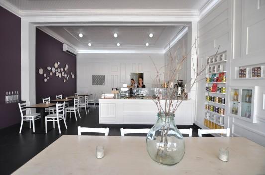 Кафе-кондитерская By Josephine в Мельбурне