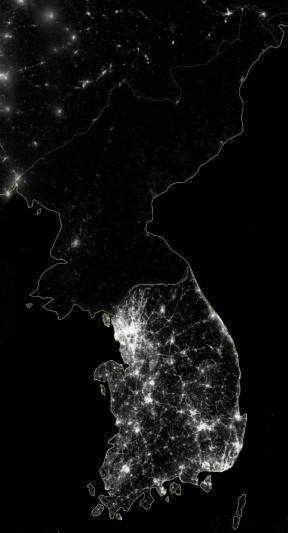 Серная Корея и Южная Корея