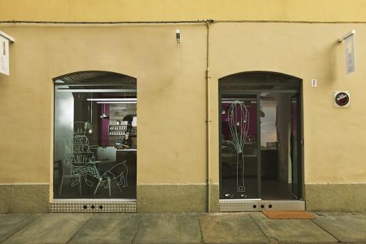 Кондитерская Zuccheranto в Турине