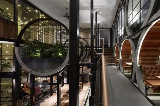 Необычный паб Prahran Hotel в Австралии