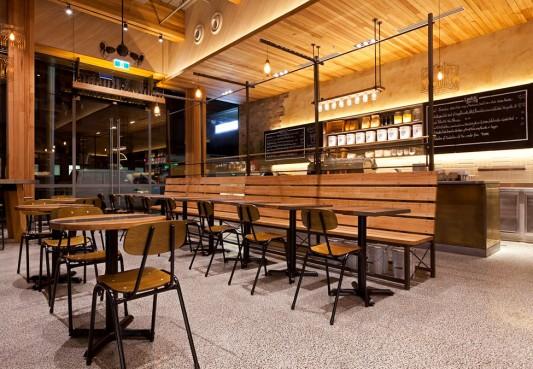 Кафе Pablo & Rusty's в Сиднее