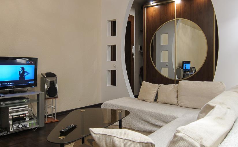 Bon Voyage: №2: 2-комнатная квартира, ул. Свердлова, 26 (Минск)