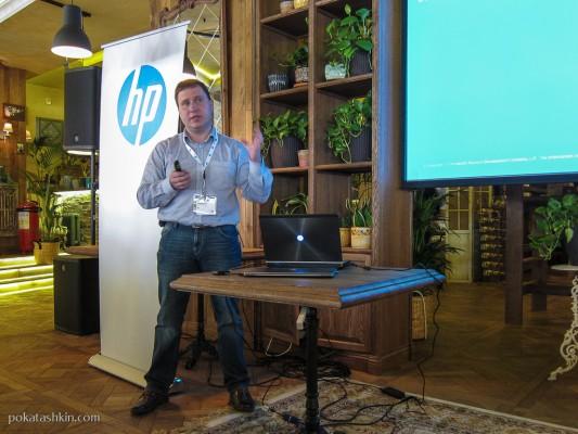 Андрей Скворчевский, архитектор сетевых решений HP