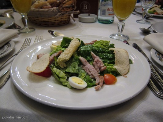 Ресторан «Grand Bellagio» / «Гранд Беладжио» (Минск)