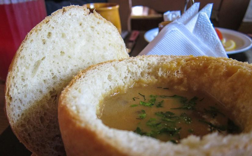 Bon Appetit: №248: Ресторан «Гасцiнны Маёнтак» (ГСОК «Логойск»)