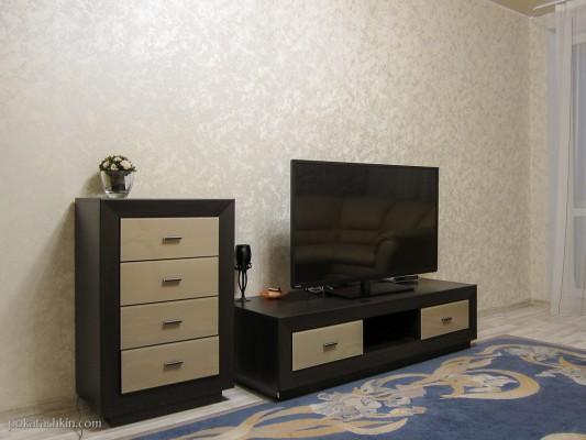 2-комнатная квартира, ул. Скрыганова, 4А (Минск)