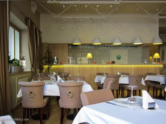 Ресторан «Bellagio» / «Белладжио» (Могилев)