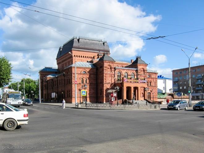Могилёвский драматический театр
