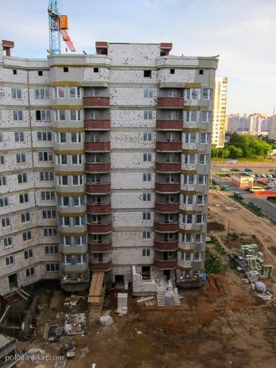 1-комнатная квартира, ул. Притыцкого, 97 (Минск)