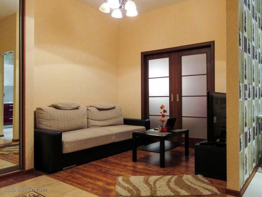 1-комнатная квартира, ул. Ольшевского, 1Б (Минск)