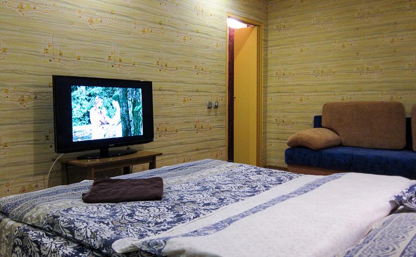 Bon Voyage: №10: 1-комнатная квартира, ул. Золотая Горка, 6 (Минск)