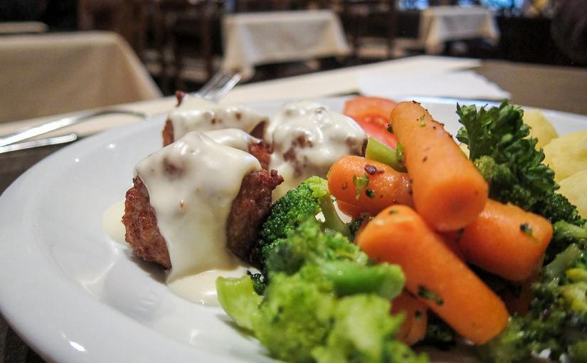 Bon Appetit: №264: Ресторан «Итальянская кухня», Бизнес-ланч (Гомель)