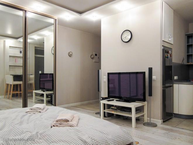 1-комнатная квартира, ул. Ботаническая, 3 (Минск)