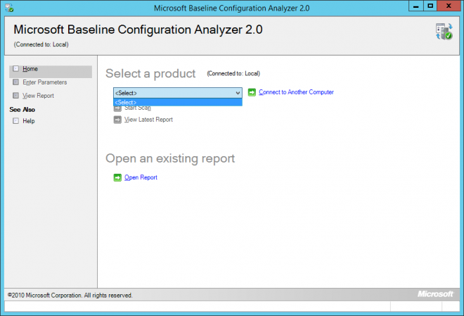 Microsoft SQL Server 2012 Best Practices Analyzer (SQL BPA)