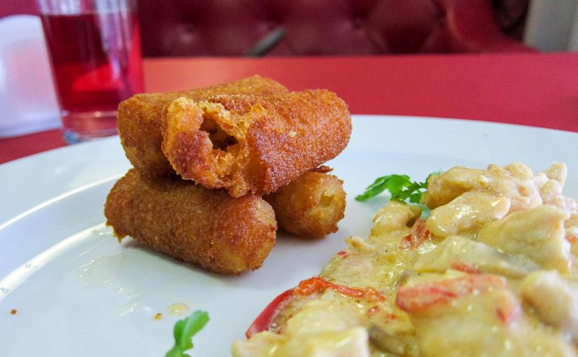 Bon Appetit: №273: Ресторан «Альфонсо», Бизнес-ланч (Гомель)