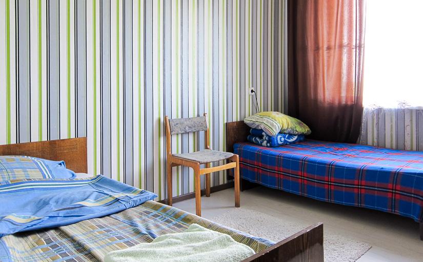 Bon Voyage: №19: 2-комнатная квартира, ул. Якуба Колоса, 22 (Новополоцк)
