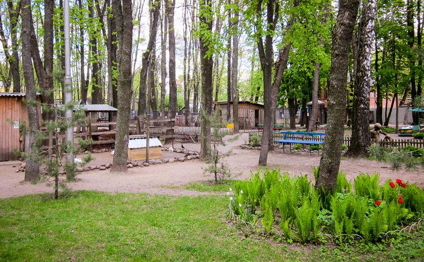 Витебский зоопарк