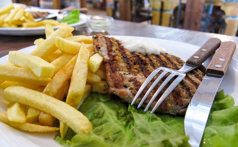 Bon Appetit: №277: Ресторан «Золотой лев» (Витебск)