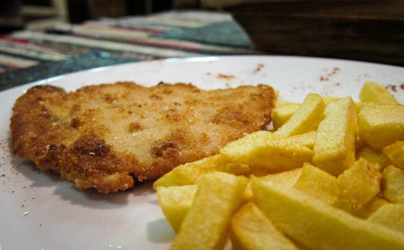 Bon Appetit: №282: Кафе-бар «Полешук», Бизнес-ланч (Гомель)
