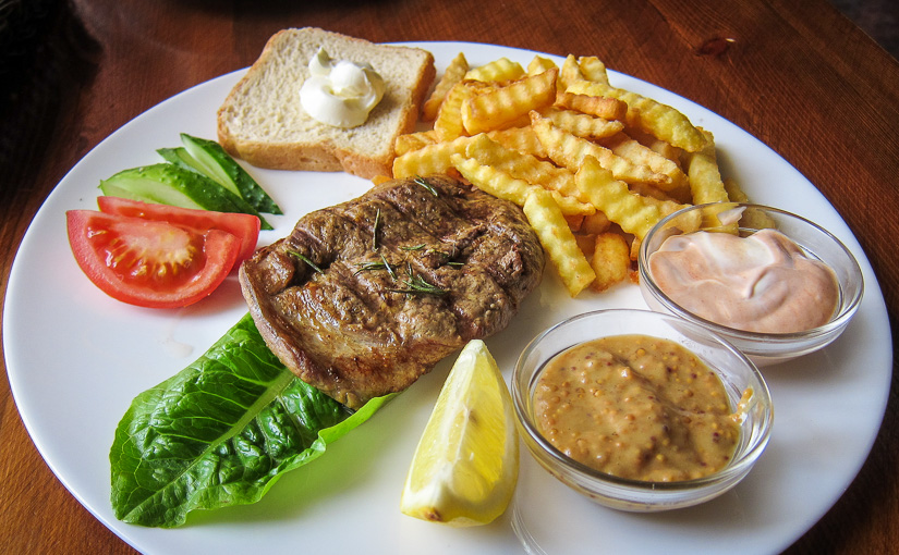 Bon Appetit: №284: Пивной ресторан «York Pub» / «Йорк Паб» (Мозырь)