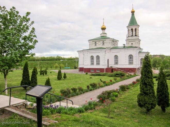 Свято-Покровская церковь (Полоцк)