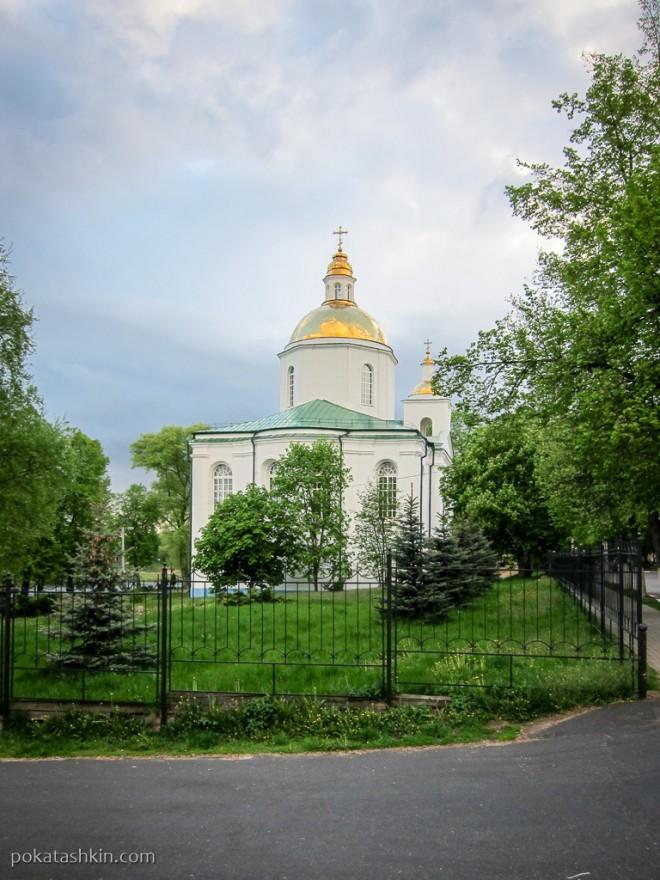 Комплекс бывшего Богоявленского монастыря (Полоцк)