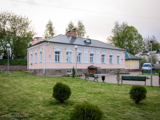 Дом Петра I (Полоцк)
