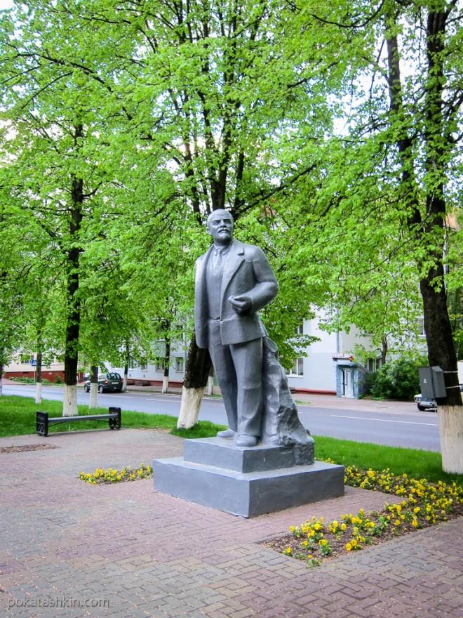 Паямтник В.И. Ленину