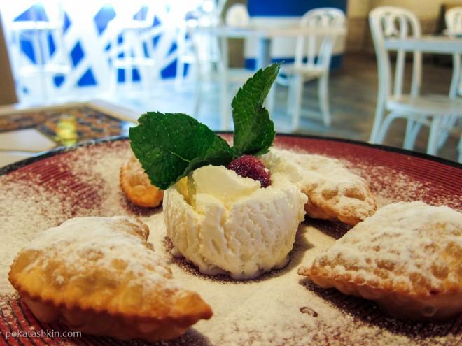 Десерт по-тифлисски
