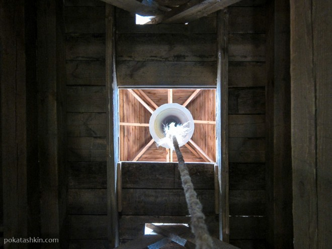 Колокол в Оружейной башне, Мозырский замок