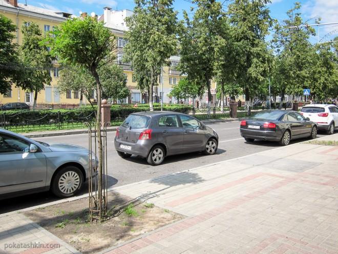 Я паркуюсь, как хочу: бордюрофобия