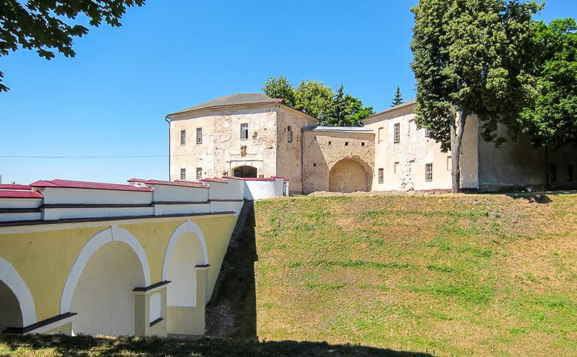 Старый замок в Гродно
