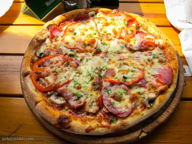 "Пицца ""Коллизей"""