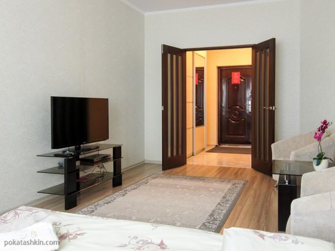 1-комнатная квартира, пер. Поповича, 8 (Гродно)