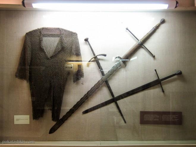 Большущий меч