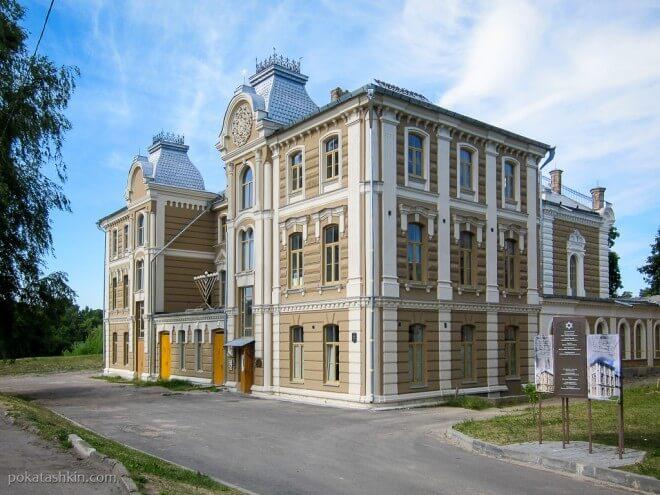 Большая хоральная синагога, г. Гродно, XX век