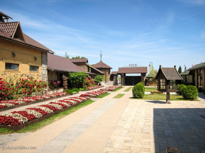 Агротуристический комплекс «Гарадзенскi маёнтак «Каробчыцы»