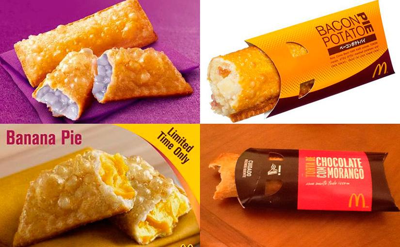 Bon Appetit: Особенности меню McDonald's в разных странах