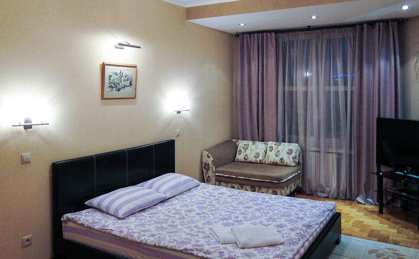 Bon Voyage: №24: 1-комнатная квартира, ул. Немига, 42 (Минск)