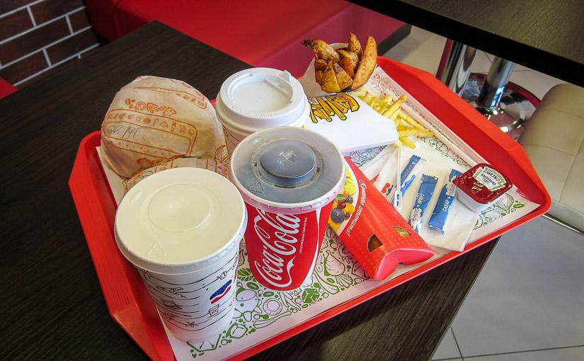 Bon Appetit: №295: Ресторан «Burger Master» / «Бургер Мастер» (Гомель)
