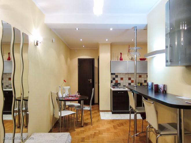 1-комнатная квартира, ул. Немига, 42 (Минск)
