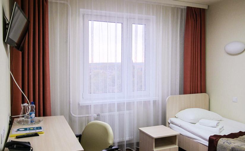 Bon Voyage: №25: Гостиница «Холт Тайм» / Halt Time Hotel ** (Минск)