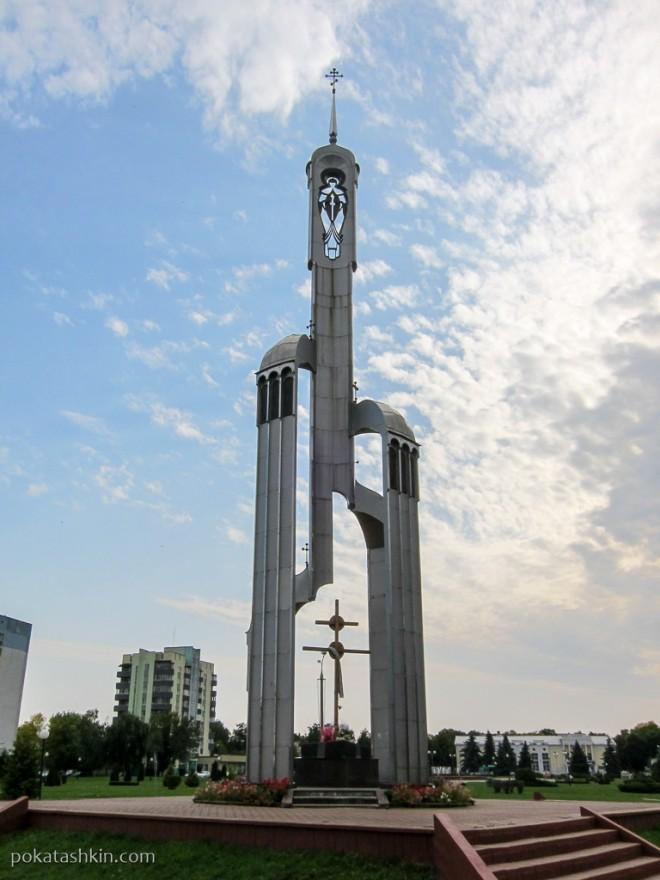 Часовня Святой Евфросинии Полоцкой