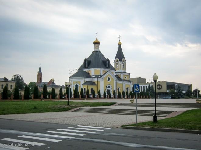 Свято-Успенский собор в Речице